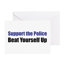 Support the Police Greeting Cards (Pk of 10)