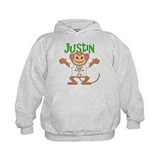Little Monkey Justin Hoodie