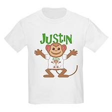 Little Monkey Justin T-Shirt