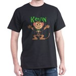 Little Monkey Kevin Dark T-Shirt