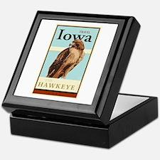 Travel Iowa Keepsake Box