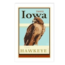 Travel Iowa Postcards (Package of 8)