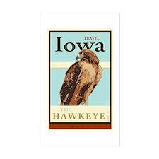 Travel Iowa Stickers