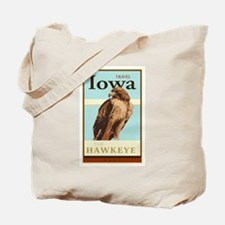 Travel Iowa Tote Bag