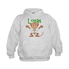 Little Monkey Logan Hoody
