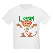 Little Monkey Logan T-Shirt