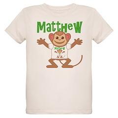 Little Monkey Matthew T-Shirt