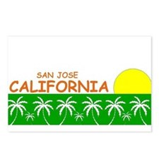 Funny Palm springs california Postcards (Package of 8)