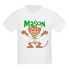 Little Monkey Mason T-Shirt