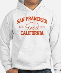 San Francisco Jumper Hoody