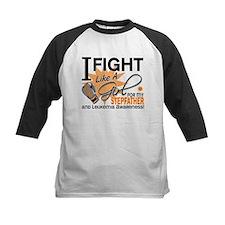 Fight Like a Girl Leukemia Tee