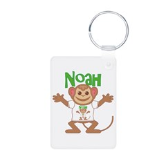 Little Monkey Noah Keychains