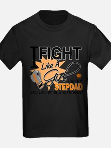 Fight Like a Girl Leukemia T