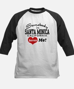 Somebody In Santa Monica Loves Me Tee
