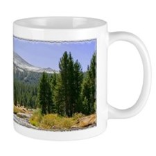 Yosemite National Park Small Mug
