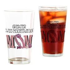 Swissie MOM Drinking Glass