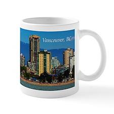 Vancouver, British Columbia Mug