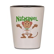 Little Monkey Nathaniel Shot Glass