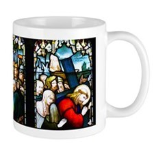 Stained Glass Window Mug