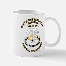 SOF - 528th Sustainment Brigade SO Abn - DUI Mug