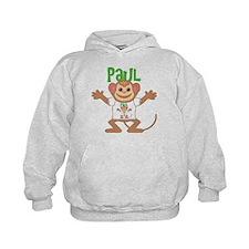 Little Monkey Paul Hoodie
