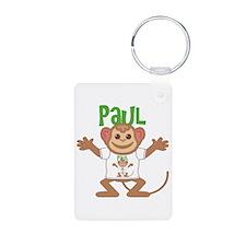 Little Monkey Paul Keychains