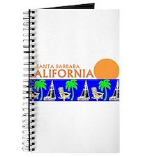 Unique Santa barbara california Journal