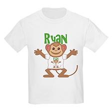 Little Monkey Ryan T-Shirt