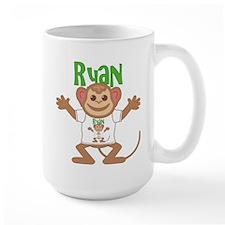 Little Monkey Ryan Mug