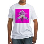 Beauty Fitted T-Shirt