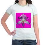 Beauty Jr. Ringer T-Shirt