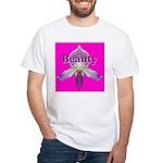 Beauty White T-Shirt