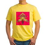 Beauty Yellow T-Shirt