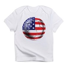U.S. Soccer Ball Infant T-Shirt