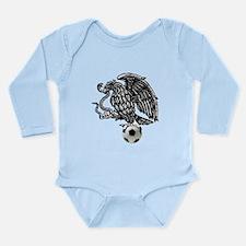 Mexico Logo Long Sleeve Infant Bodysuit