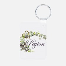 Peyton Keychains