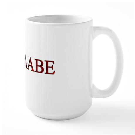 "Molon Labe (""Come take them"") Large Mug"