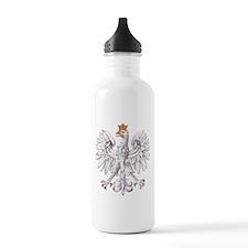 Polish White Eagle Water Bottle