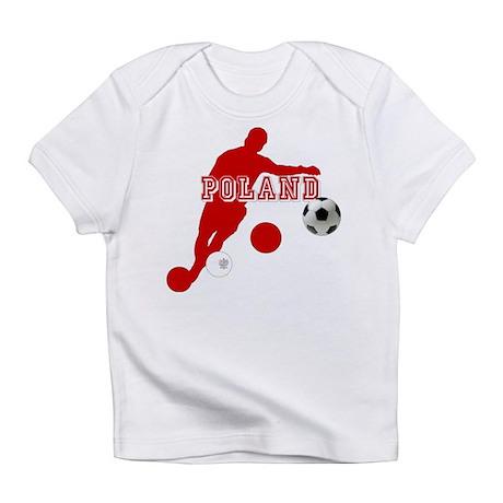 Polish Soccer Player Infant T-Shirt