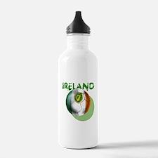 Ireland Eire Football Water Bottle