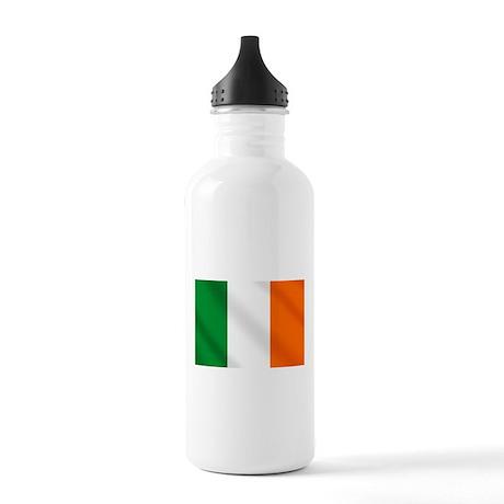 Irish flag of Ireland Stainless Water Bottle 1.0L