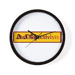 AzObjectivists Wall Clock