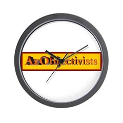 AzObjectivists Wall Clock