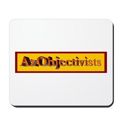 AzObjectivists Mousepad