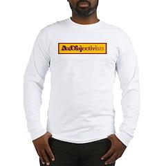 AzObjectivists Long Sleeve T-Shirt