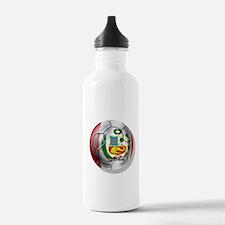 Peru Futbol Water Bottle