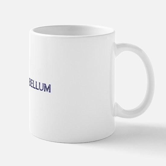 Si Vis Pacem, Para Bellum (latin) Mug