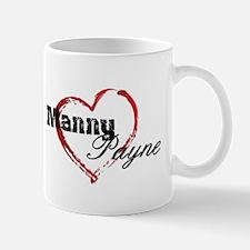 Abstract Heart Mug - Manny and Payne