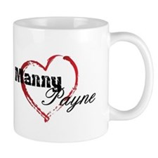 Abstract Heart Coffee Mug - Manny and Payne