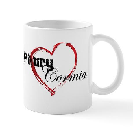 Abstract Heart Mug - Phury and Cormia